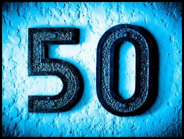 8 Oor die 50ste