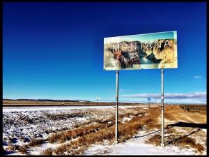 'n Amerikaanse avontuur. Deel 3: Montana