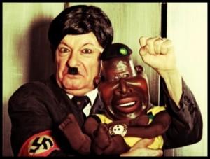 Oor Julius Hitler en Adolf Malema