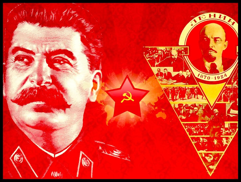 7. Lenin en Stalin