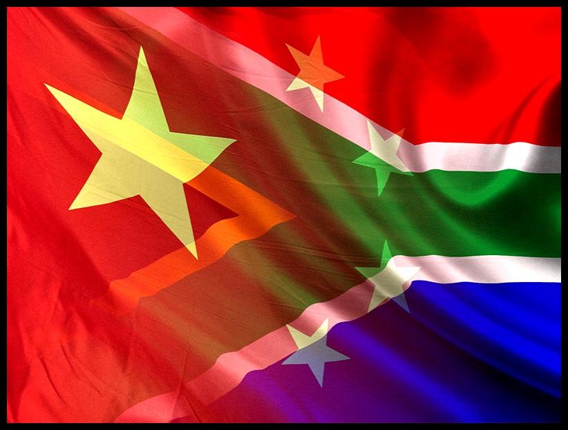 8 - China vs SA