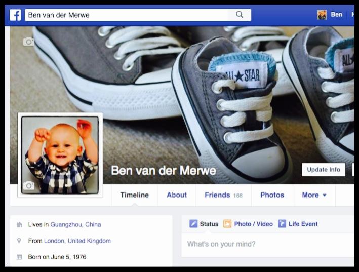 7 Oor Facebook vir babas