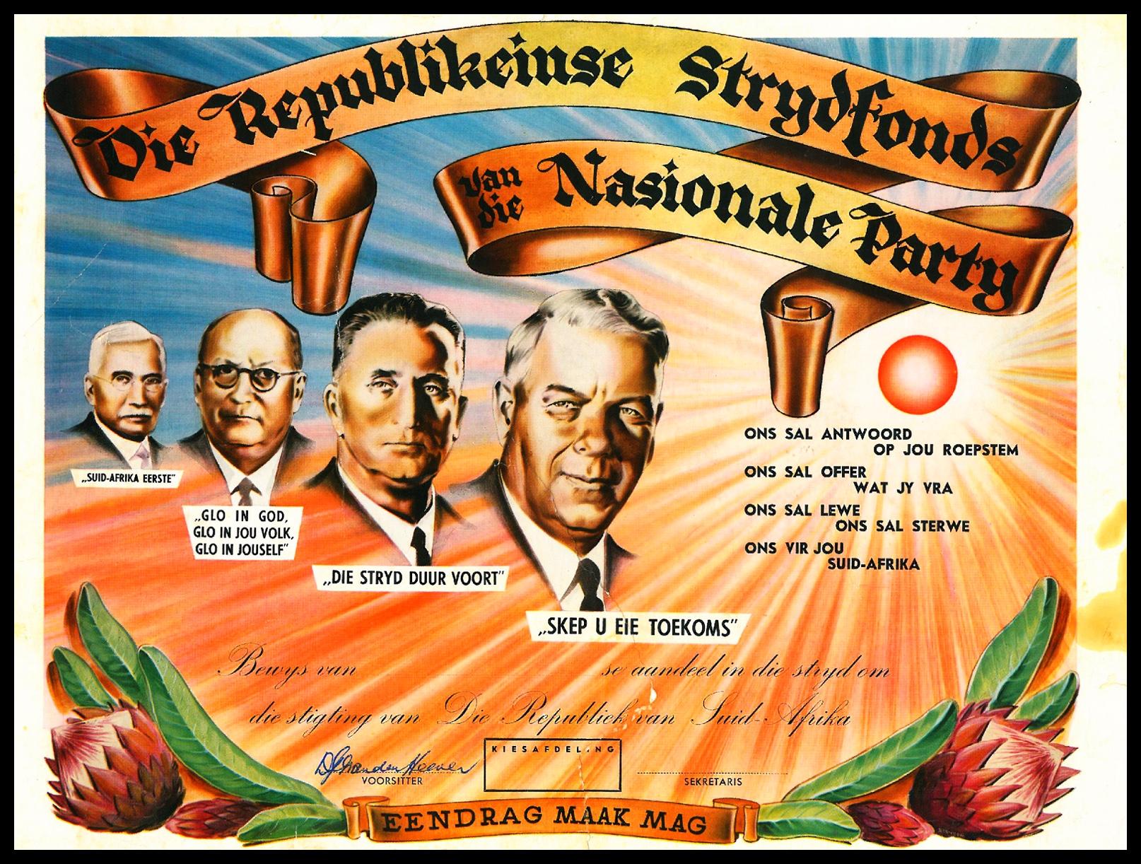 9. Afrikaner-nasionalisme