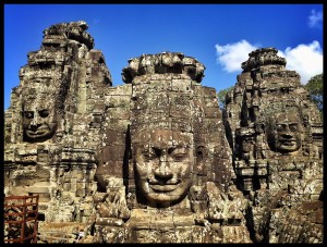 Kambodja: oor tempels, tuc-tucs en 'n klein bietjie noodhulp